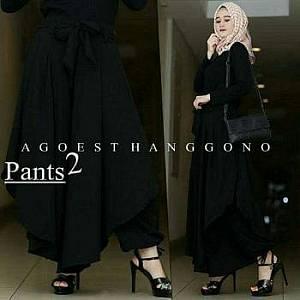 SALE Tk Pant Agoest Black