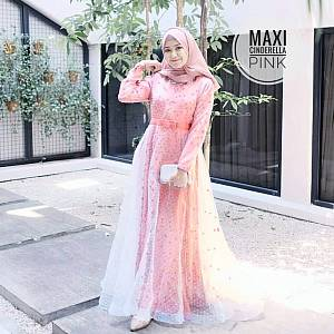 TK1 Maxi Cinderella Pink