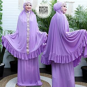 1). TK1 Mukena Raisa Purple