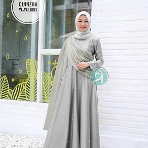 1). TK1 Quinzha Velvet Grey