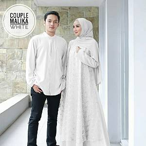 TK1 Couple Malika White