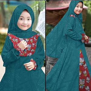 46-Kitty embos kids tosca