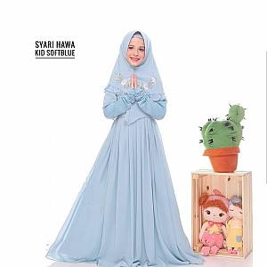 TK1 Syari Hawa Kid Softblue