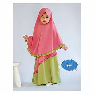 1). BA-07 Aina Kids Pink