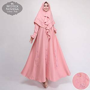 1). Tk Syar i Motex Novena Pink