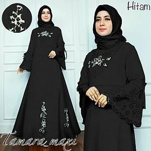 46-Tamara maxi hitam