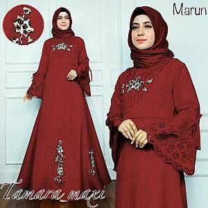 46-Tamara maxi marun