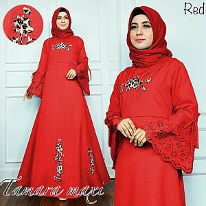 46-Tamara maxi red