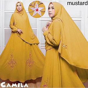 46-Camila Mustard