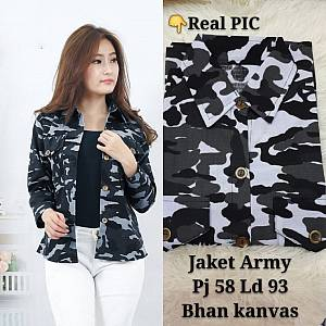 Ds jaket army