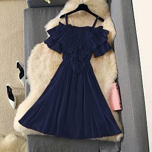 Pm Dress Sharon ruffle