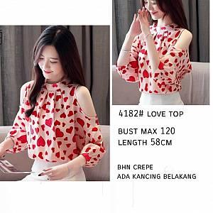 Bc 4182 love top