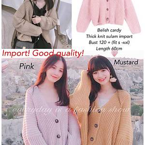 Pm belish cardy