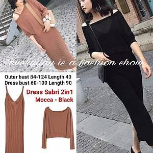 Pm dress sabri 2in1