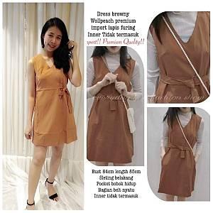 Pm Dress brown
