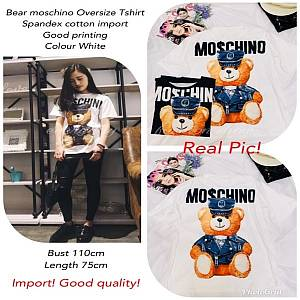 Pm Bear moschino