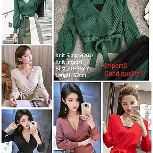 Om knit sling h200