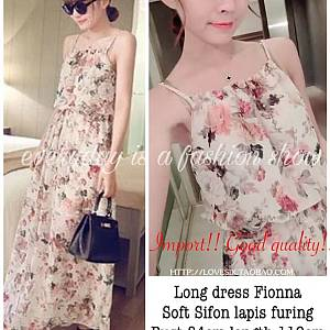 Pm long dress fionna