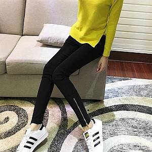 Pm legging zipper