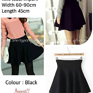 Pm mini flare skirt