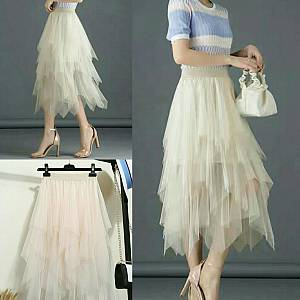 C2 zigzag skirt