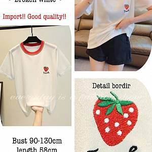 Pm strawberry knit