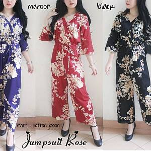 Pm jumpsuit rose