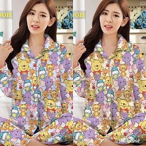 Bc pajamas pooh