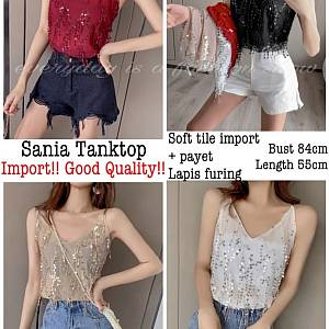 Pm sania tanktop