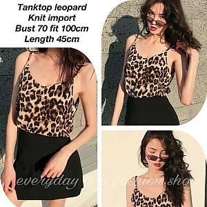 Pm tanktop leopard