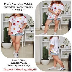Pm fruit oversize