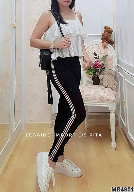 Vja Celana Legging List Mr4951