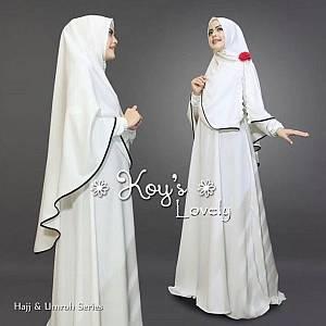 1). FC- LOVELY SYARI WHITE