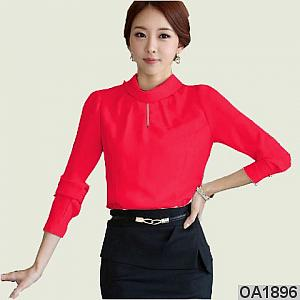 Blouse vaisha red