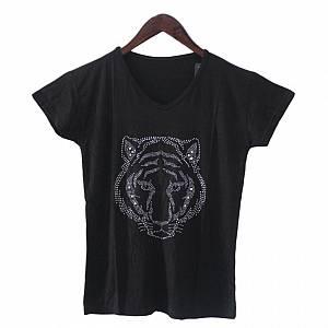 T-Shirt Mote Tiger