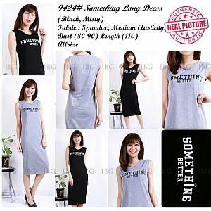 Something long dress