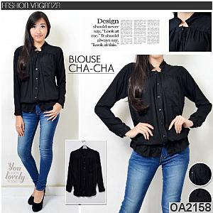 Blouse cha2 black