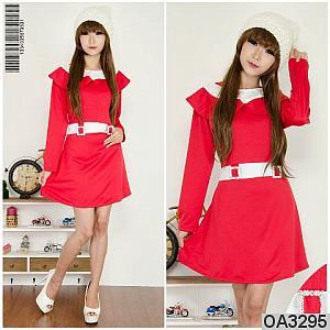 Dress cherry