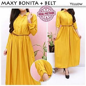 Maxi Bonita yellow