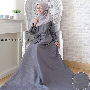 Maxi Dress Agrya Dark Grey