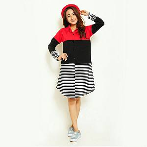 Tunik Jessy  red