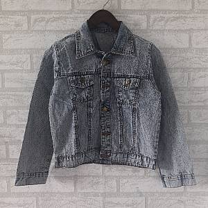 Jaket jeans Wanita Snow BiG / XL