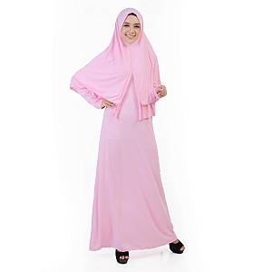 amirah syari pink