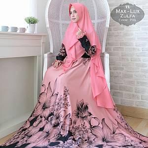 1). Tk Syar i Max-Lux Zulfa Pink