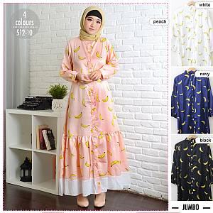 Gamis Kimono