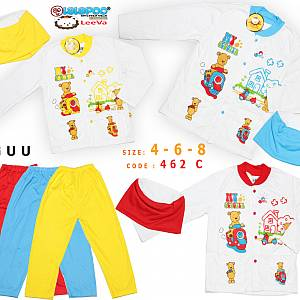 baju koko anak anak