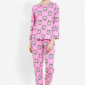 Maceky Sleepwear Pink