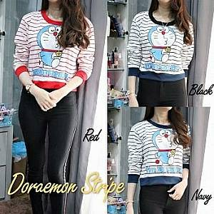 Bc doraemon stripe