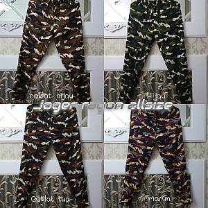 Joger ARMY Rayon Allsize