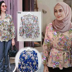 Blouse Flower Aiza